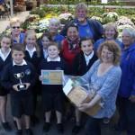 Bassets Farm school winners.