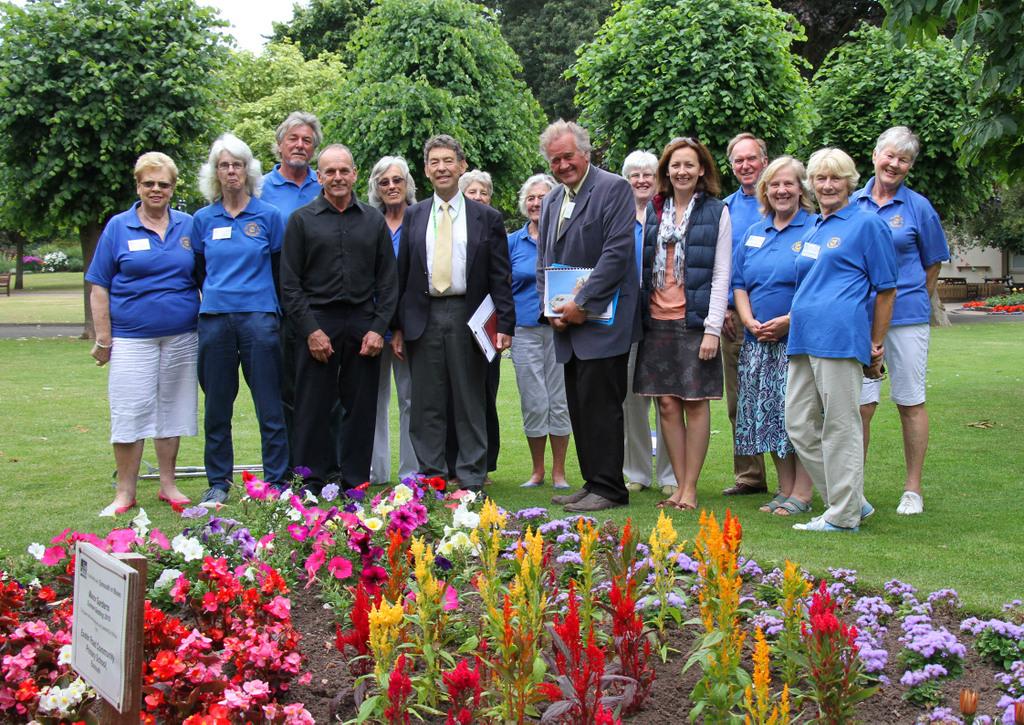 Judges in Manor Gardens